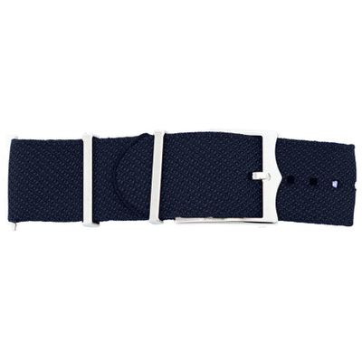 Tudor 22mm Dark Blue Fabric Nato Strap 4277965