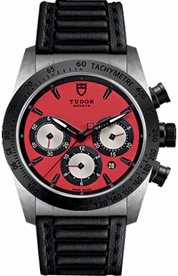 Tudor Fastrider Chrono 42mm Men's Watch  M42010N-0006