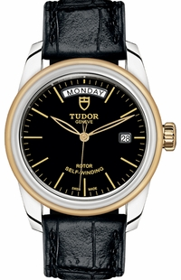 Tudor Glamour Day & Date M56003-0040