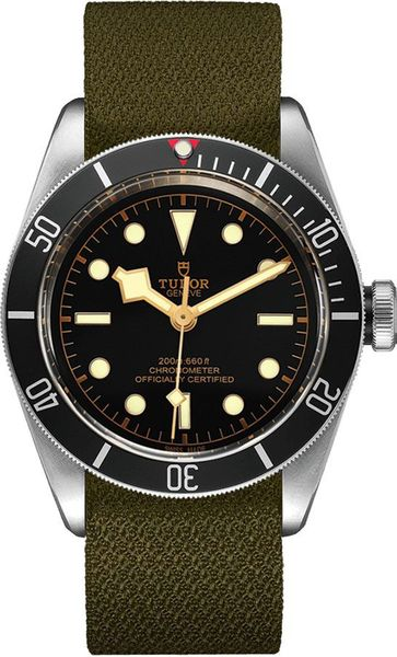 Tudor Heritage Black Bay 41mm Automatic Men's Watch M79230N-0004