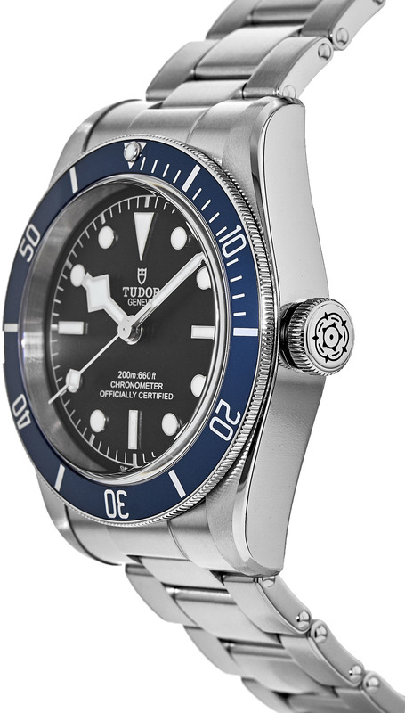 Breitling Watches Price >> M79230B-0001 Tudor Black Bay Blue Bezel Watch