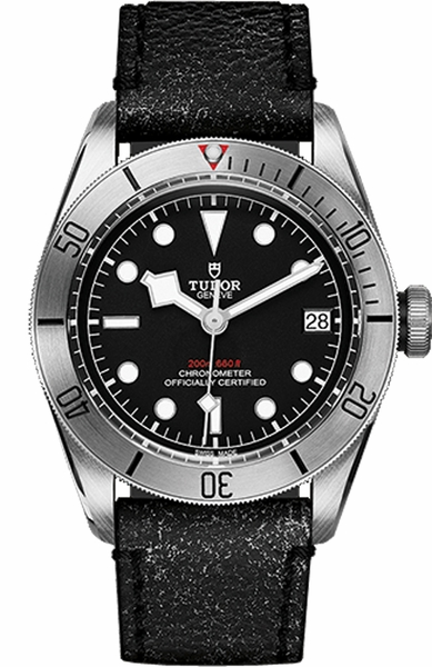 Tudor Heritage Black Bay Black Dial Automatic Men's Watch M79730-0003