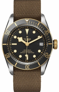 Tudor Heritage Black Bay Automatic Men's Watch M79733N-0005