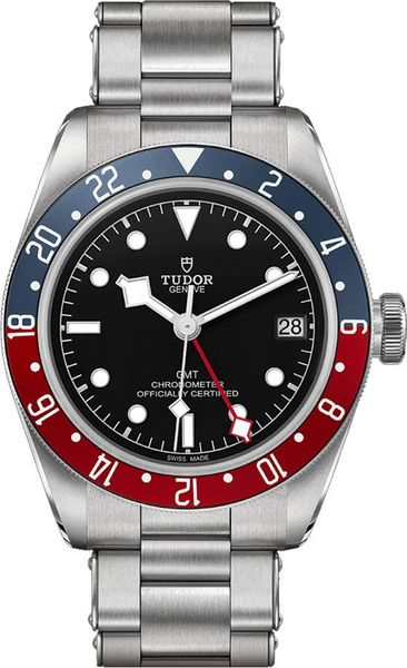 Tudor Heritage Black Bay GMT M79830RB-0001