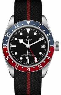 Tudor Heritage Black Bay GMT M79830RB-0003