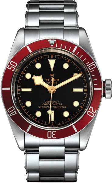 Tudor Heritage Black Bay Automatic Men's Watch M79230R-0012