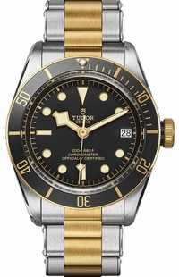 Tudor Heritage Black Bay Men's Automatic Luxury Watch M79733N-0002