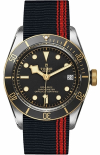Tudor Heritage Black Bay S&G 41mm Steel Case Men's Watch M79733N-4234941