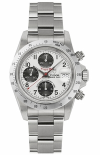 Tudor Prince Date Tiger Chronograph Men's Watch 79280-78400