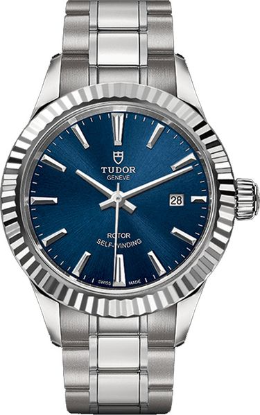 Tudor Style 28 Blue Dial Women's Watch M12110-0013