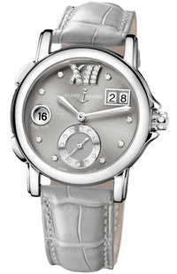 Ulysse Nardin Classic Lady Dual Time 243-22/30-02
