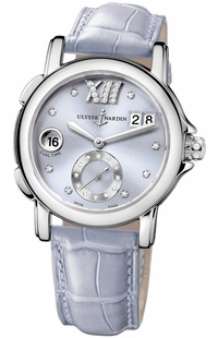 Ulysse Nardin Classic Lady Dual Time 243-22/30-07