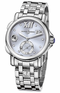 Ulysse Nardin Classic Lady Dual Time 243-22-7/30-07