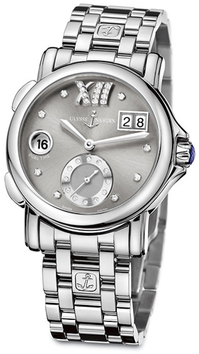 Ulysse Nardin Classic Lady Dual Time 243-22-7/30-02
