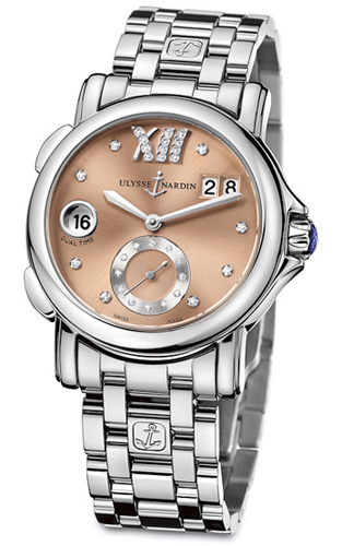 Ulysse Nardin Classic Lady Dual Time 243-22-7/30-09