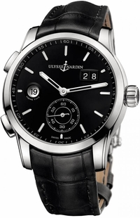 Ulysse Nardin Dual Time Manufacture 3343-126/92