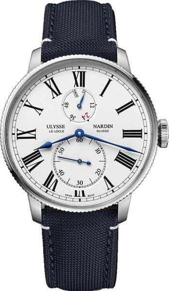 Ulysse Nardin Marine Chronometer Torpilleur Men's Watch 1183-320LE/40