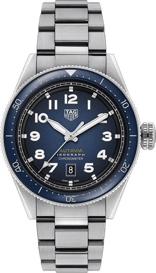 Tag Heuer Autavia Isograph Of Wbe5112 Eb0173 Tag Heuer Autavia Isograph Caliber 5 Men 39 S Watch
