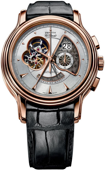 C505 Zenith Chronomaster XXT Open Grande Date Rose Gold Mens Watch -  AuthenticWatches.com cd9f4bc209