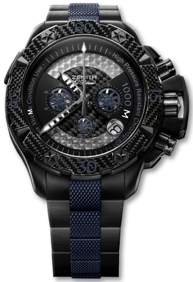Zenith Defy Xtreme Chronograph Sea 96.0529.4000/51.M533 LIMITED EDITION
