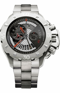 Zenith Defy Xtreme Open El Primero Stealth 95.0527.4021/01.M530 LIMITED EDITION