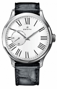 Zenith Elite Heritage Ultra Thin Small Seconds 03.2010.681/11.C493