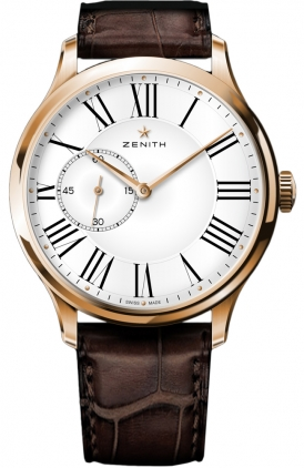 Zenith Heritage Ultra Thin Small Seconds 18.2010.681/11.C498