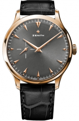 Zenith Heritage Ultra Thin Small Seconds 18.2010.681/91.C493