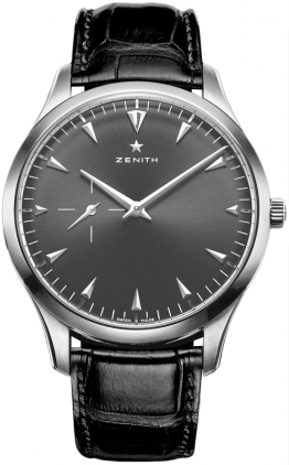 Zenith Heritage Ultra Thin Small Seconds 65.2010.681/91.C493