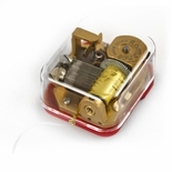18 Note Movement Pull String with Case
