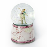 Amazing Ballet Couple Musical Snow (Water) Globe from Twinkle