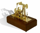 Amazing Oil Platform Musical Box