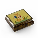 Bunny Boy Astonishing Music Jewelry Box