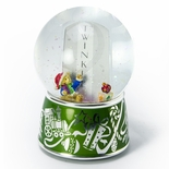 Christmas Toys Picture Frame Musical Water / Snow Globe By Twinkle, Inc.