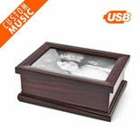 Custom Sound Module Digital 4 x 6 Photo Frame Music Box