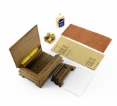 Do It Yourself - Liberty Music Box Kit with 18 Note Movement