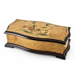 "Exquisite 144 Note Sublime Harmony Reuge Music Box - ""Primavera"""