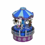 Frozen Mini Animated Carousel by Mr. Christmas