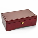 Gorgeous Minimal Design Sankyo 50 Note Cherry Musical Jewelry Box