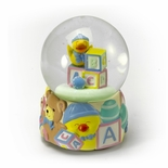 Jingle Jumbles Baby Toyland Musical Water Globe