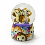 Jingle Jumbles � Monkey See Monkey Do Musical Water Globe