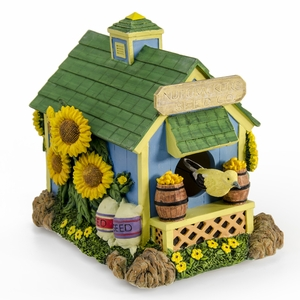 Nutcrackers Seeding Company Musical Bird House