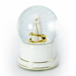 One Of A Kind Love Vow's Romantic Waterglobe