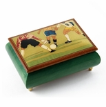 Sports Themed Music Boxes