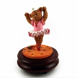 Thread Bears - Ballerina Threadbear Musical Figurine