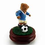 Thread Bears - World Cup Soccer Threadbear Musical Figurine