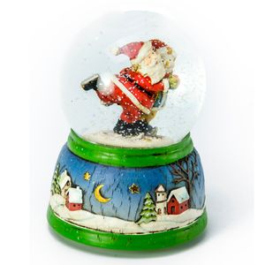 Winter Wonderland Musical Water / Snow Globe By Twinkle, Inc.