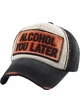 Alcohol You Later Vintage Ballcap inset 2