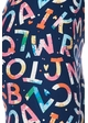 Alphabet Hearts Peach Skin Leggings inset 1