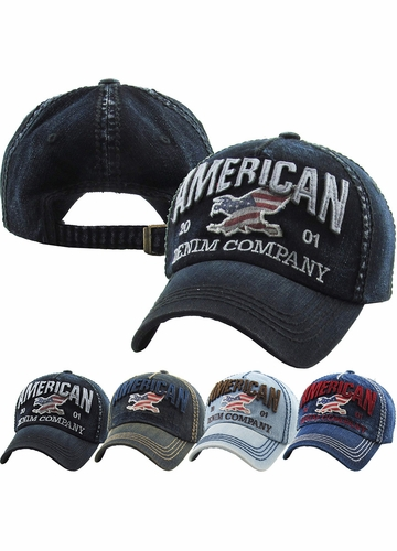 American Eagle Denim Company Baseball Hat